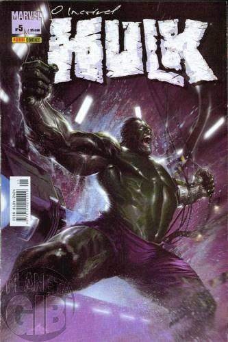 Incrível Hulk [Panini - 1ª série] nº 005 jun/2004