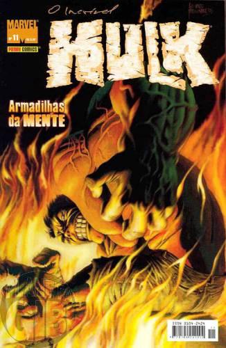 Incrível Hulk [Panini - 1ª série] nº 011 dez/2004