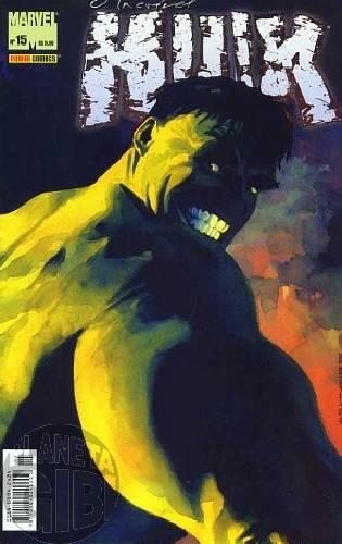 Incrível Hulk [Panini - 1ª série] nº 015 abr/2005