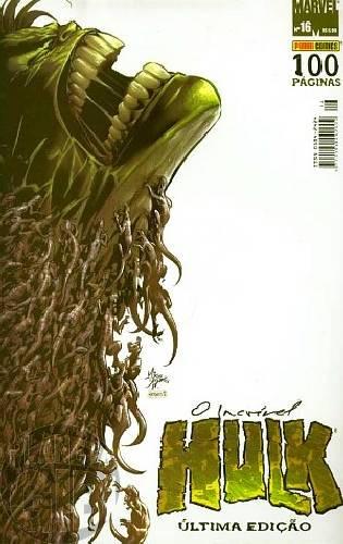 Incrível Hulk [Panini - 1ª série] nº 016 mai/2005