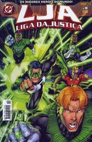 Liga da Justiça [Panini - 1ª série] nº 010 set/2003