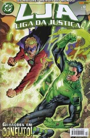 Liga da Justiça [Panini - 1ª série] nº 013 dez/2003