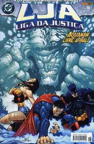 Liga da Justiça [Panini - 1ª série] nº 018 mai/2004