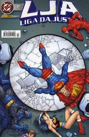 Liga da Justiça [Panini - 1ª série] nº 027 fev/2005