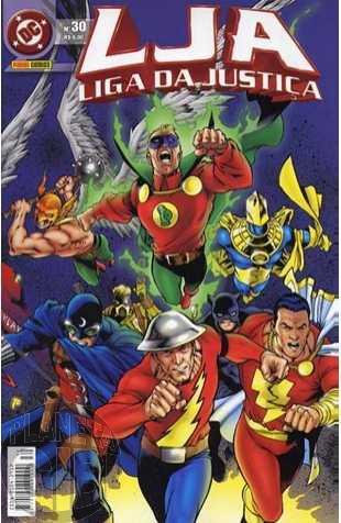 Liga da Justiça [Panini - 1ª série] nº 030 mai/2005