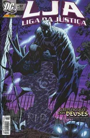Liga da Justiça [Panini - 1ª série] nº 037 dez/2005 - Vide Detalhes