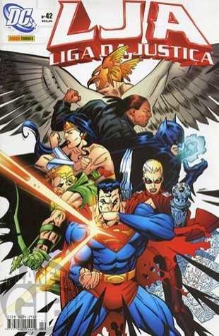Liga da Justiça [Panini - 1ª série] nº 042 mai/2006