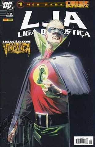Liga da Justiça [Panini - 1ª série] nº 048 nov/2006
