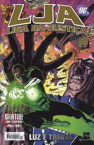 Liga da Justiça [Panini - 1ª série] nº 050 jan/2007