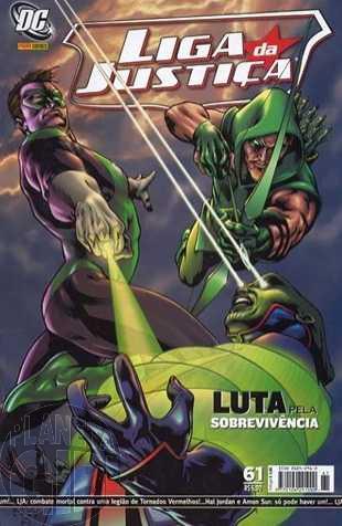 Liga da Justiça [Panini - 1ª série] nº 061 dez/2007