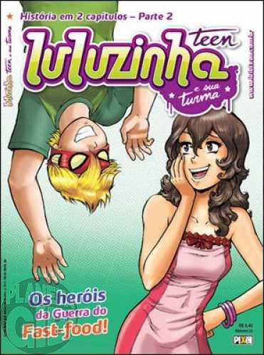Luluzinha Teen e Sua Turma [Pixel] nº 024 abr/2011