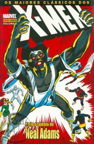 Maiores Clássicos dos X-Men [Panini] nº 005 abr/2008 - Neal Adams