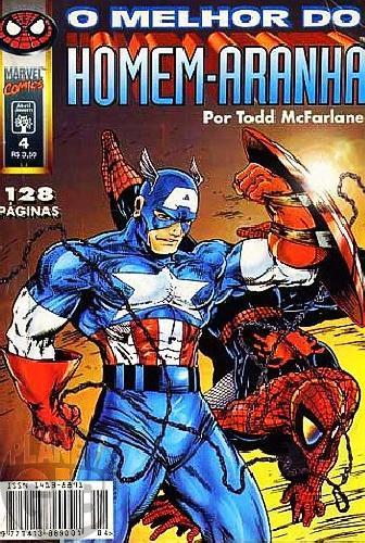 Melhor do Homem-Aranha por Todd McFarlane [Abril] nº 004 ago/1998