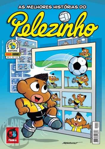 Melhores Histórias do Pelezinho nº 003 fev/2013