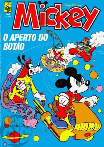 Mickey nº 365 mar/1983