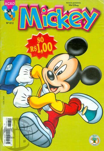 Mickey nº 612 fev/2000