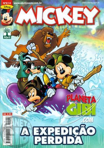 Mickey nº 814 jul/2010 - Casty