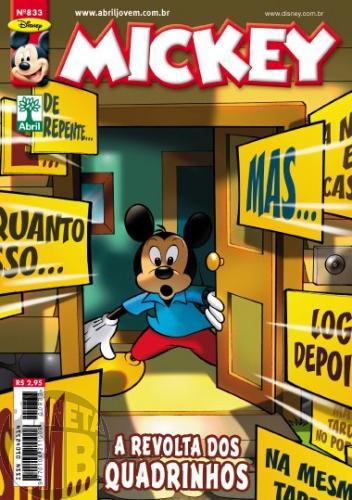 Mickey nº 833 fev/2012 - Casty