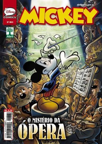 Mickey nº 860 abr/2014