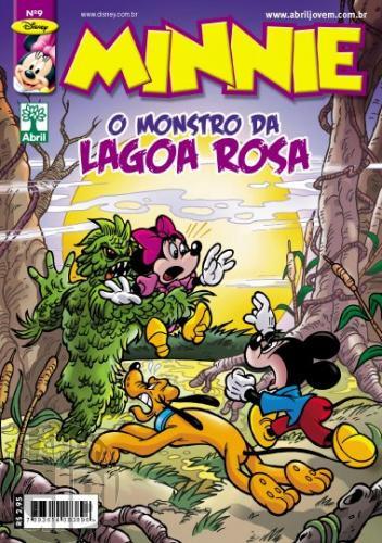 Minnie [2ª série] nº 009 fev/2012 - O Monstro da Lagoa Rosa