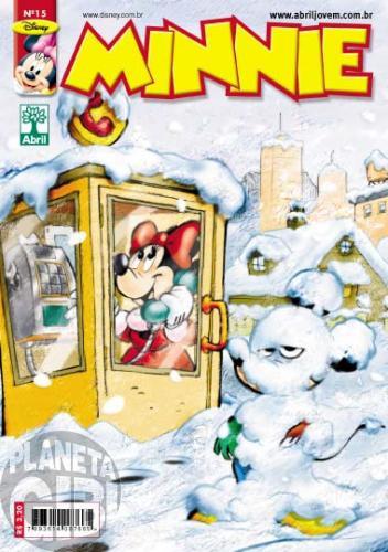 Minnie [2ª série] nº 015 ago/2012