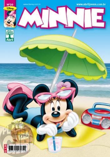 Minnie [2ª série] nº 020 jan/2013