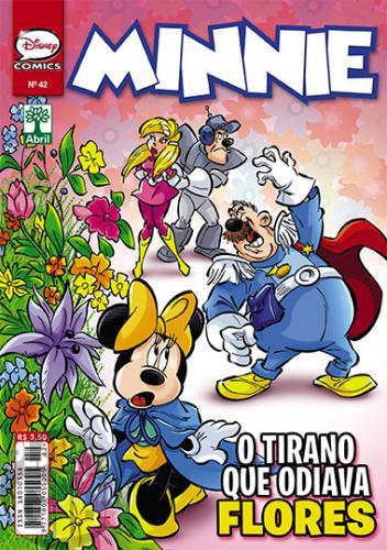 Minnie [2ª série] nº 042 out/2014 - O Império das Flores