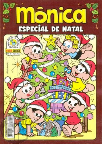 Mônica Especial de Natal [2ª série - Panini] nº 005 nov/2011