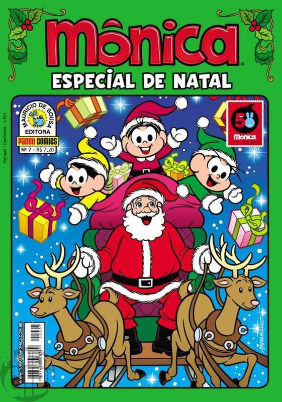 Mônica Especial de Natal [2ª série - Panini] nº 007 dez/2013