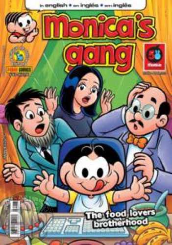 Monica's Gang nº 043 jun/2013 - Revista em Inglês