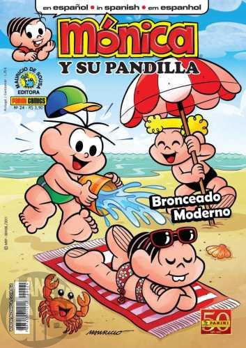 Mónica y Su Pandilla nº 024 nov/2011 - Revista em Espanhol