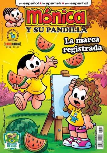 Mónica y Su Pandilla nº 054 mai/2014 - Revista em Espanhol