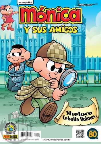 Mónica y Sus Amigos nº 003 jul/2015 - Revista em Espanhol