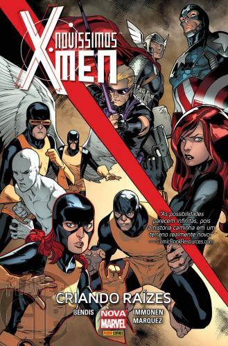 Novíssimos X-Men Criando Raízes [Coleção Nova Marvel nº  015] jun/2016 - Capa Dura