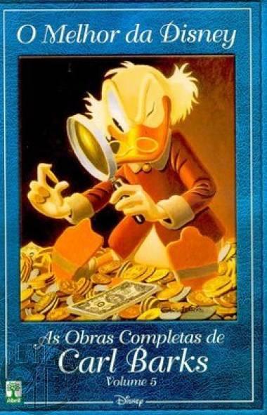 O Melhor da Disney nº 005 out/04 - Obras Completas de Carl Barks