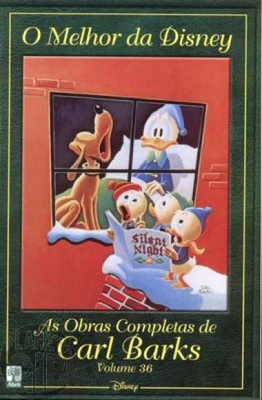 O Melhor da Disney nº 036 mai/08 - Obras Completas de Carl Barks