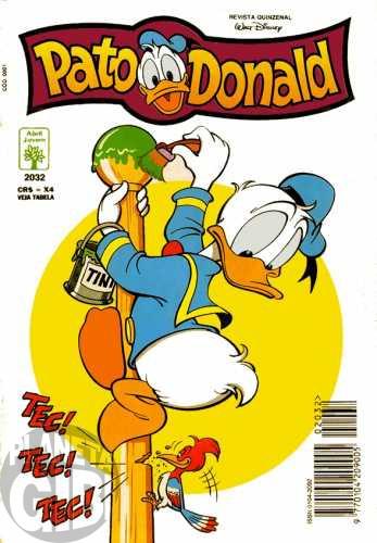 Pato Donald nº 2032 mai/1994