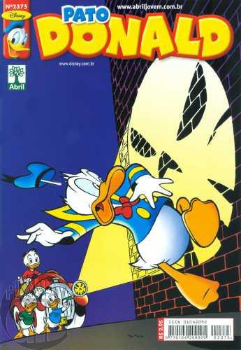 Pato Donald nº 2375 out/2009 - O Atleta que Entrou numa Fria (Don Rosa)