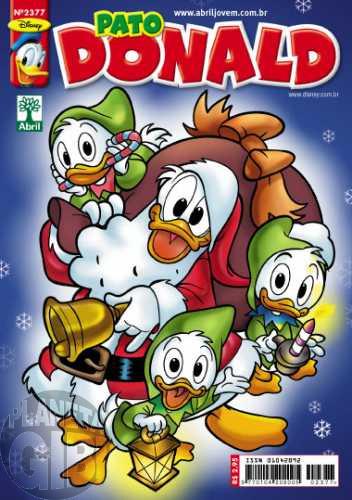 Pato Donald nº 2377 dez/2009 - Edição Natalina