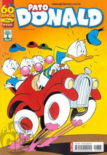 Pato Donald nº 2383 jun/2010