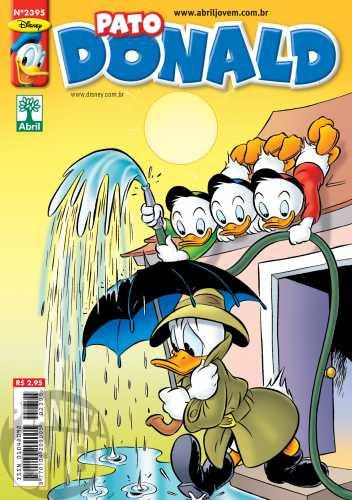 Pato Donald nº 2395 jun/2011 - Donald e Silva: Meu Melhor Inimigo (Vicar)