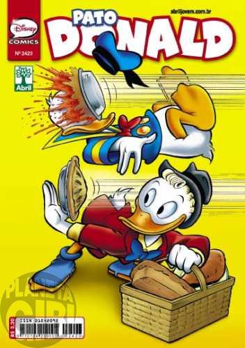 Pato Donald nº 2423 set/2013 - Mais uma História de Pescador (Wanda Gattino)