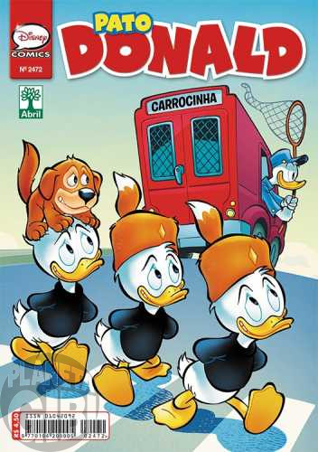 Pato Donald nº 2472 out/2017