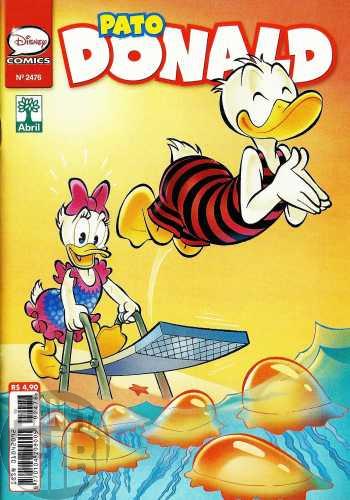 Pato Donald nº 2476 fev/2018