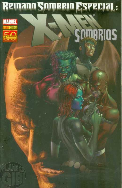 Reinado Sombrio Especial X-Men Sombrios [Panini - 1ª série]  mar/2011
