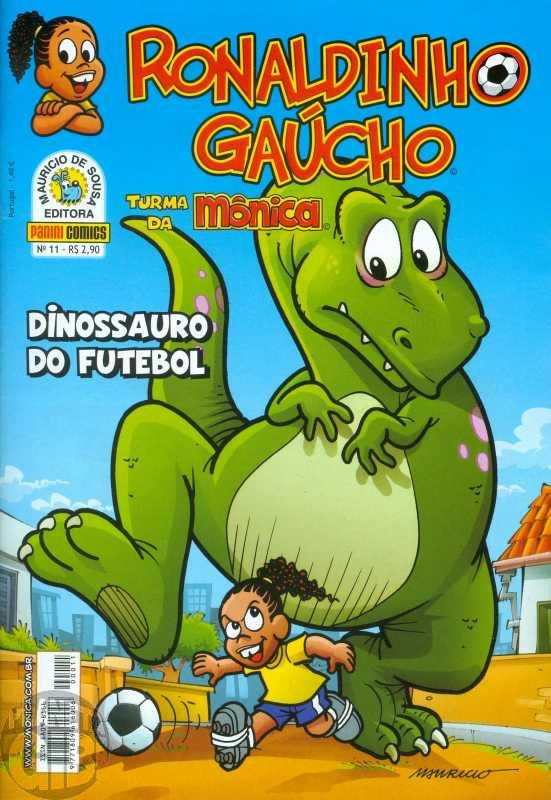 Ronaldinho Gaúcho [2ª série - Panini] nº 011 nov/2007