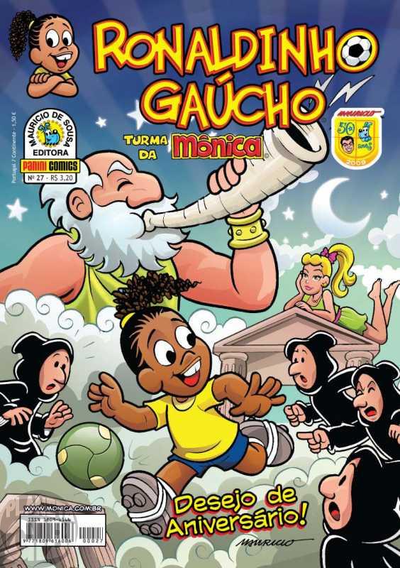 Ronaldinho Gaúcho [2ª série - Panini] nº 027 mar/2009