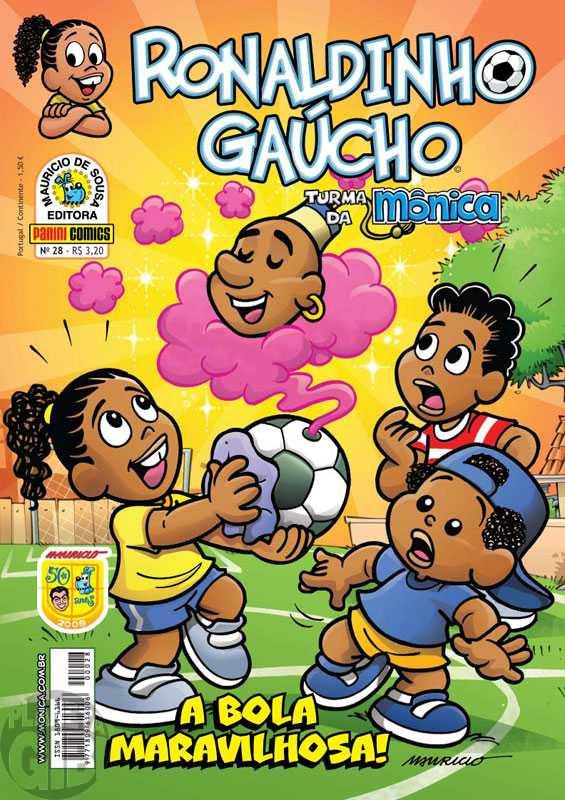Ronaldinho Gaúcho [2ª série - Panini] nº 028 abr/2009