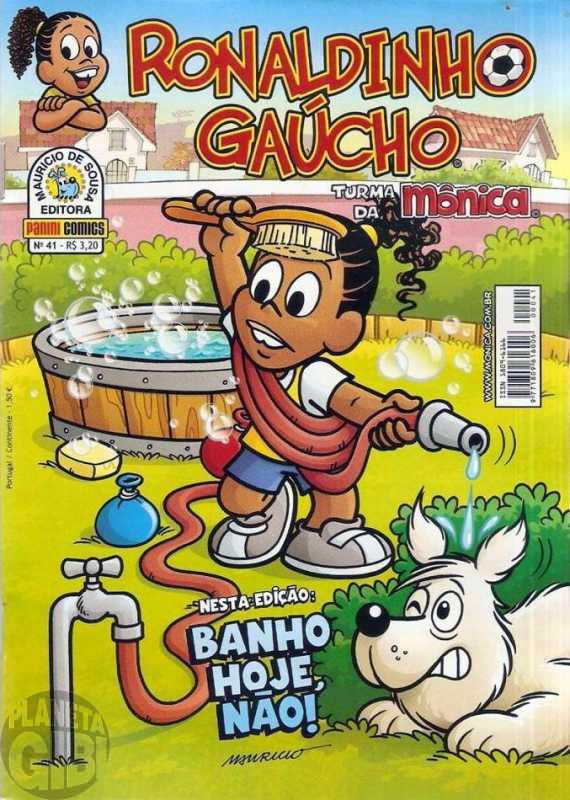 Ronaldinho Gaúcho [2ª série - Panini] nº 041 mai/2010