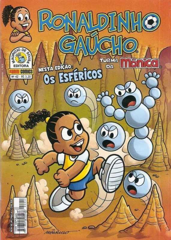 Ronaldinho Gaúcho [2ª série - Panini] nº 042 jun/2010
